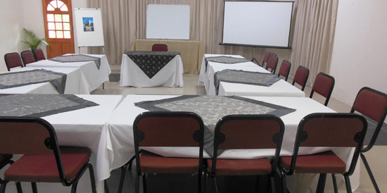 Our conference facilities
