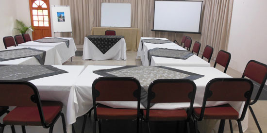 Outspan Inn provides conference facilities in Port St Johns